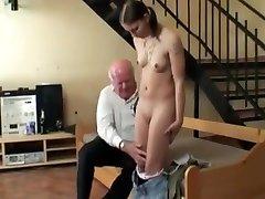 STP Giving not Granddad His Weeky Fuck !