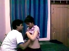 Delhi 1st Year Teens Homemade romp with Dirty Audio