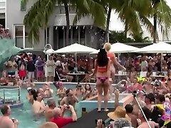 Nude Pool Sluts Key West Fantasy Fest Rnd2