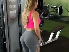 yes!!! fitness hot ASS sizzling CAMELTOE 41