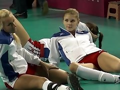 chicks voley hottt 7