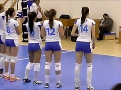 nymphs voley hottt 6