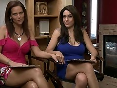 Raylene and Aryana Augustine Lesbo Adventure