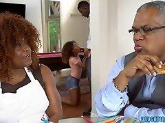 Bad Black Daughter-in-law
