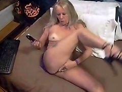 Old Blonde bukkake-now lesbianchunker