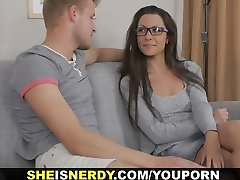 She Is Nerdy - The therapist of intercourse sciences