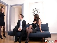Anna Polina, Nikita Bellucci In The Delectation Provider Episod