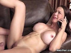Mckenzie Lee in Cougar Internal Ejaculation - Hustler