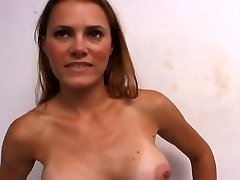 girl with uber-cute milk cans big nipples fucking