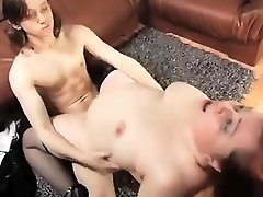 Mature BBW + Stud 04 From MatureSide