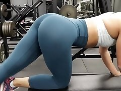 yes!!! fitness super-fucking-hot ASS steamy CAMELTOE 100