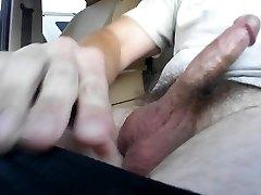 Dick Flash for school girl with big cum accomplish.