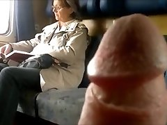 Instruct Dick Flash To Mature - With Jizz