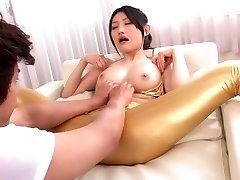 Exotic Japanese female Azumi Mizushima in Incredible JAV censored Gulp, Furry clip