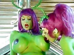 Porno Stars From Mars - Scene 1