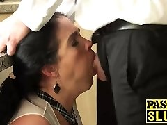 Montse Swinger has got a thirst for stiffy