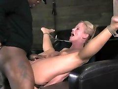 GERMAN MILF Mummy Weeping BIG BLACK COCK HARD FUCKING
