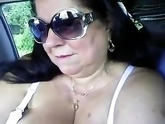 Exotic amateur Large Tits, Mature adult movie