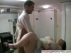 Fat housewife cheating fetish