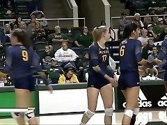 Sexy College Volleyball Girls