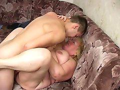 Russian mature Bomba