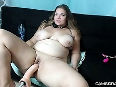 Whorey Milf Whore Is Getting Pounded By A Machine