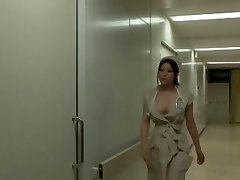 Incredible Chinese chick Yuna Shiina in Amazing Nurse, Big Bra-stuffers JAV vignette