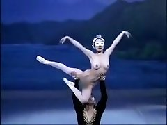 nymph dancing part 3
