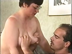 Antique German BBW