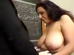 bbw lesbian instructor and pupil
