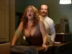 Pamela Flores - Doggystyle Massive Tits Jiggle (Intercourse scene)