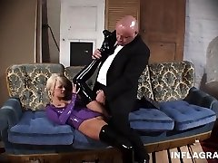 Young Blonde German Lovemaking Slave