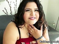 Karla Lane in Curvaceous Audition Couch, Scene #04