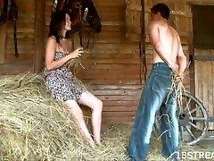 Fledgling barn xxx show