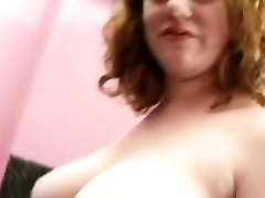 Busty pregnant chick blows and pounded by firm dick