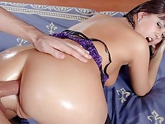 Anastasia II in Russian Anal Invasion Girls 2, Scene 2 - Unholy