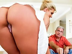 Ryan Conner & Bill Bailey in Take A Seat On My Pink Cigar - Brazzers