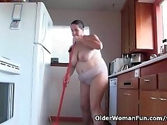 My greatest BBW grannies collection