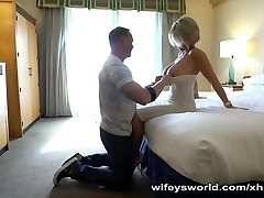 Smokin MILF Gets Fucked And Cream Packed