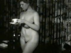 Yummy Smokin MILF from 1950's