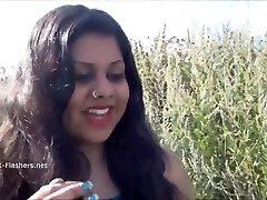 trysts25com Indian inexperienced bbw kikis public f