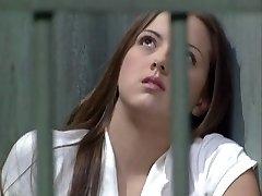 Teen děvka kosti vězeňské stráže
