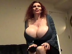 Teddi-Big-titted Mama