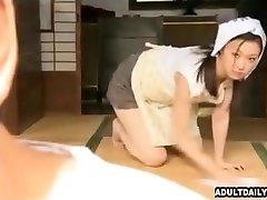 Asian House maid 001