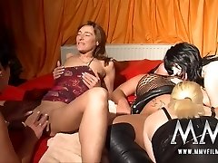 MMV Films German swinger fuckfest