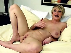 Hot milf fuck-a-thon and cumshot
