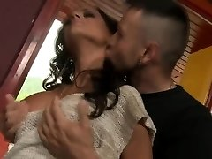 Smoking Super Hot Milf Banged by Strong Guy