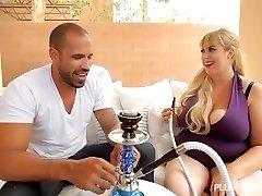 Gorgeous Smoking MILF Lila Lovely