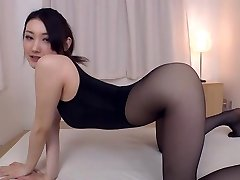 Pantyhose fetish she's blessed to spoil