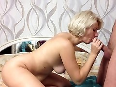homemade, wonderful mature couple in a super-steamy clip
